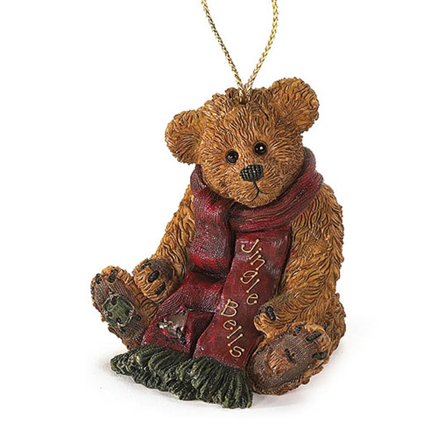 Jingle Bells Boyds Bear