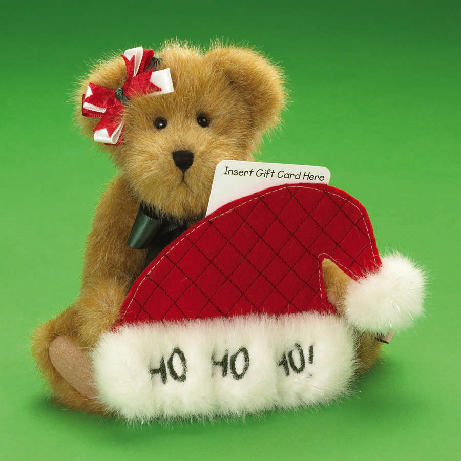 Jolly Kringlebop Boyds Bear