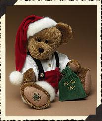 Jolly Ol' St. Nick Boyds Bear