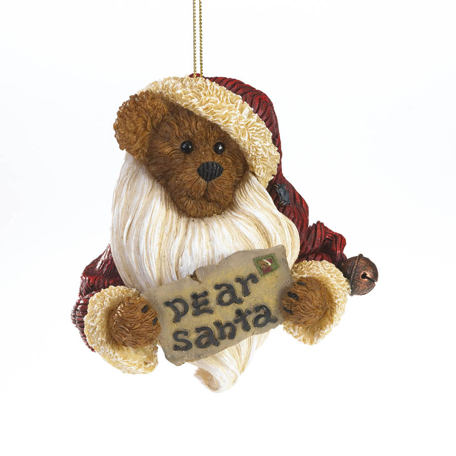 Jolly Ol' St. Nickelbeary Boyds Bear