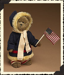 Jolly T. Jodibear Boyds Bear