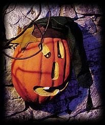 Jonathan Pumpkin Face Boyds Bear