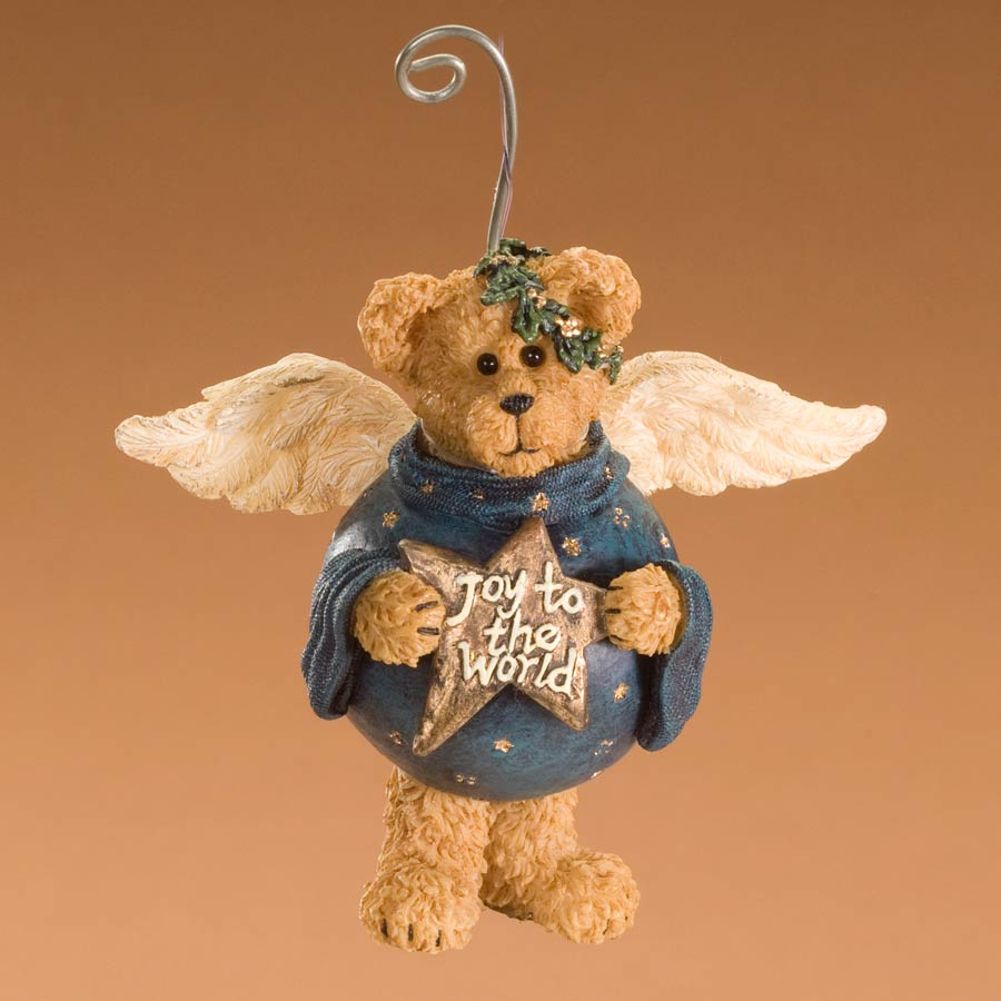 Joy Angelwish Boyds Bear