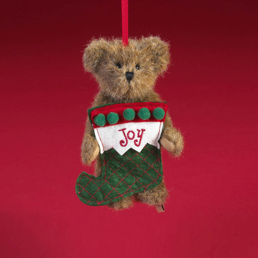 Joy Hollybell Boyds Bear
