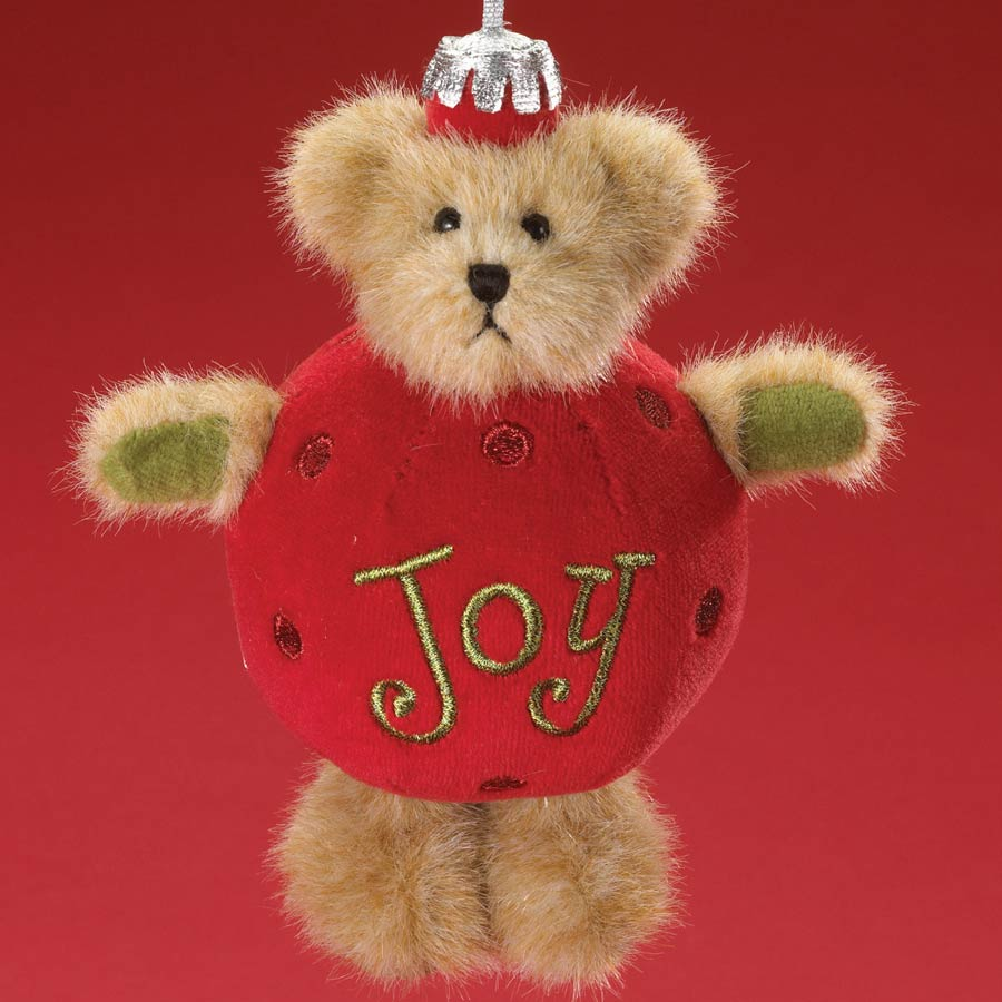 Joy Plump'n Waddle Boyds Bear