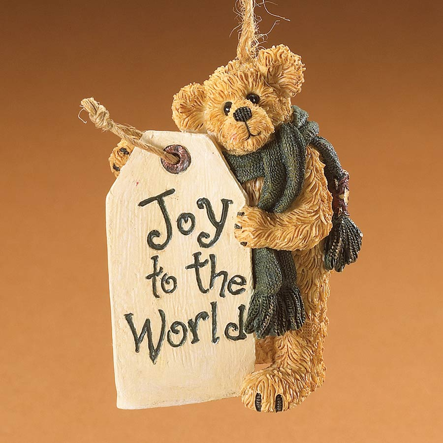 Joy To The World Boyds Bear