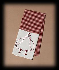 Judi Kitchen Towel Boyds Bear