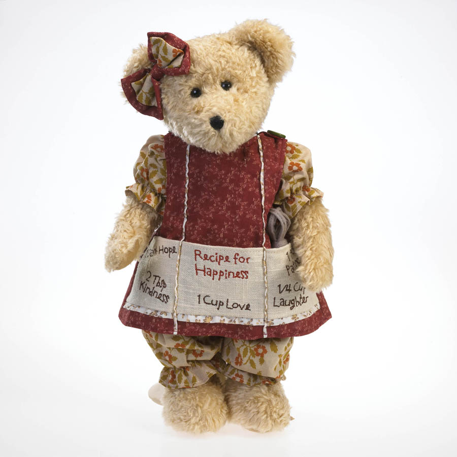Plush - 2010 Summer Boyds Bears