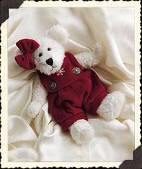 Juliella T. Frostfire Boyds Bear
