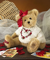 Juliette Boyds Bear