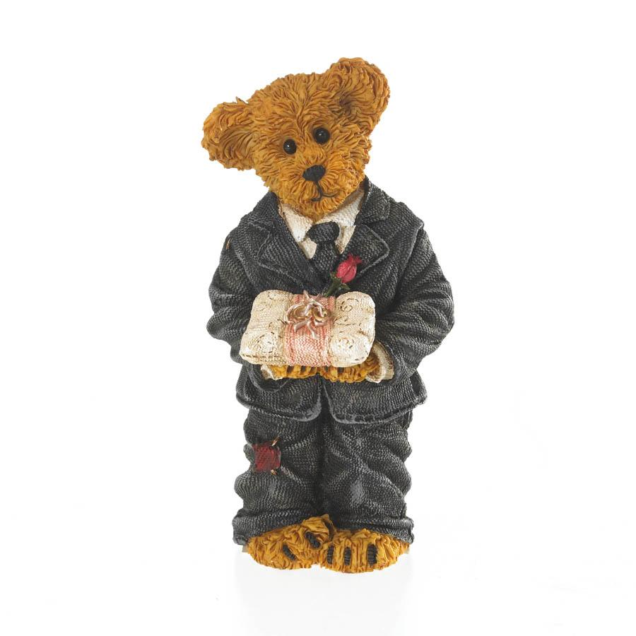 Junior ... Ring Bearer Extrordinaire Boyds Bear