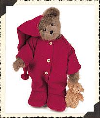 J.w. Vanwinkle & Snuggies Boyds Bear