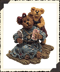 Karen Everymom And Jewel... One Of A Kind Boyds Bear