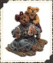 Karen Everymom And Jewel... One Of A Kind Boyds Bear
