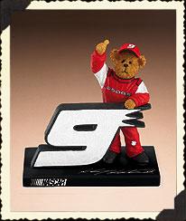 Kasey Kahne Figurine Boyds Bear