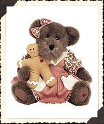 Kassie Gingerbeary Boyds Bear