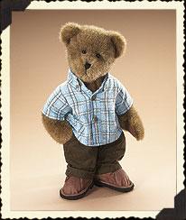 Kellan Labrewin Boyds Bear