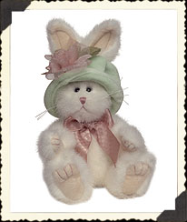 Kellie Hopplebuns Boyds Bear