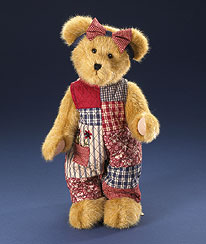 Fashion Families - The Quiltbearys Boyds Bears