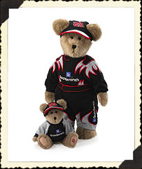 Kevin Harvick Armature Bear Boyds Bear