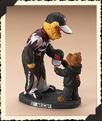 Kevin Harvick Figurine Boyds Bear