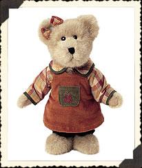 Kimberly Punkinbeary Boyds Bear