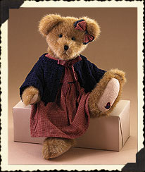 Kira Boyds Bear