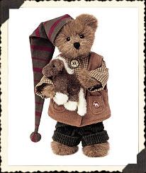 Kirby Elfbeary Boyds Bear