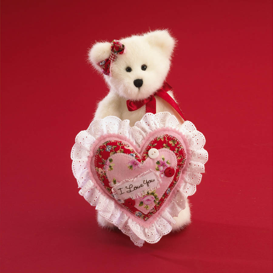 Kissy Luvington Boyds Bear