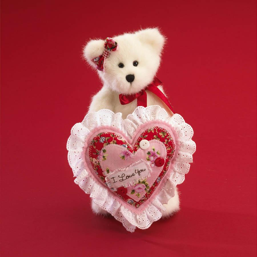 Kissy Luvington Boyds Bear