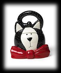 Kitty Cookie Jar Boyds Bear