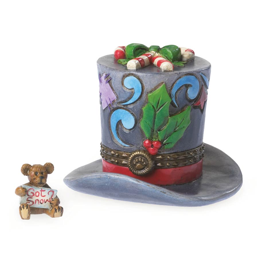 Klondike's Top Hat With Holly Boyds Bear