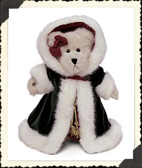 Kortney Kringlebeary Boyds Bear