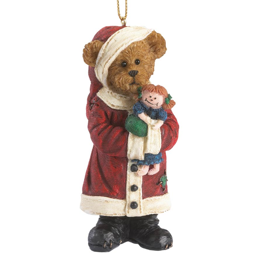 Kringle Klausbeary Boyds Bear