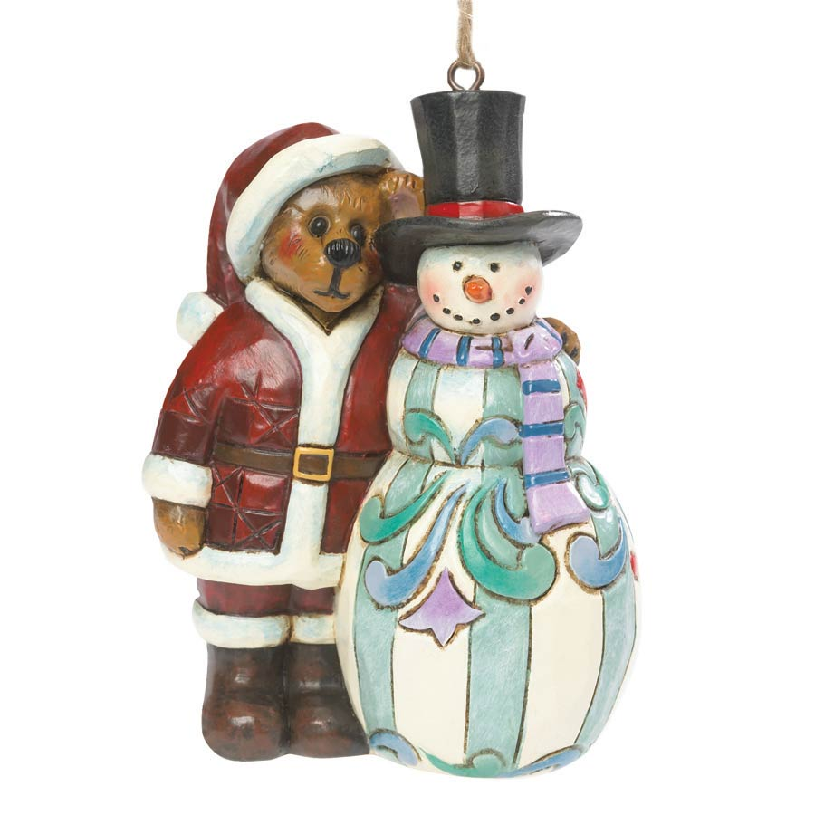 Kringle & Mr. Frostybottom Boyds Bear