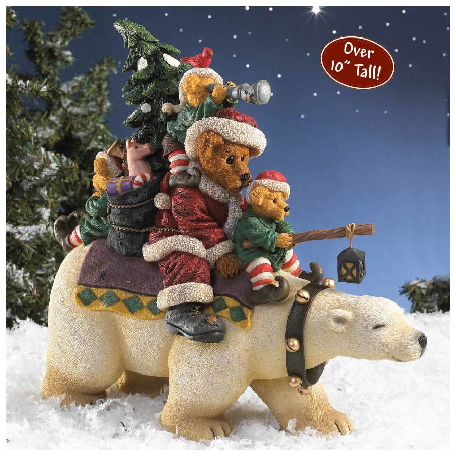 Kringle's Great Adventure North Boyds Bear