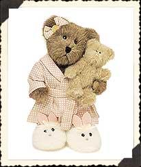 Kristi With Kaylie Marie Boyds Bear