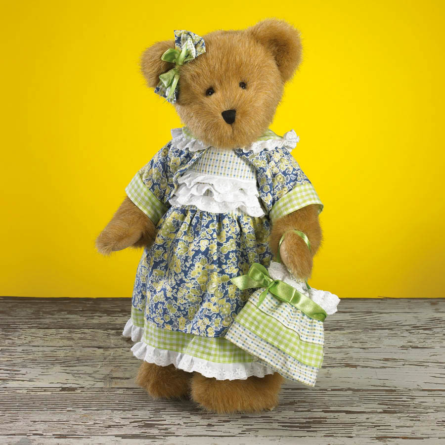 Lacey B. Florabloom Boyds Bear