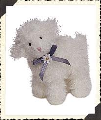 Lambsie Divy Boyds Bear