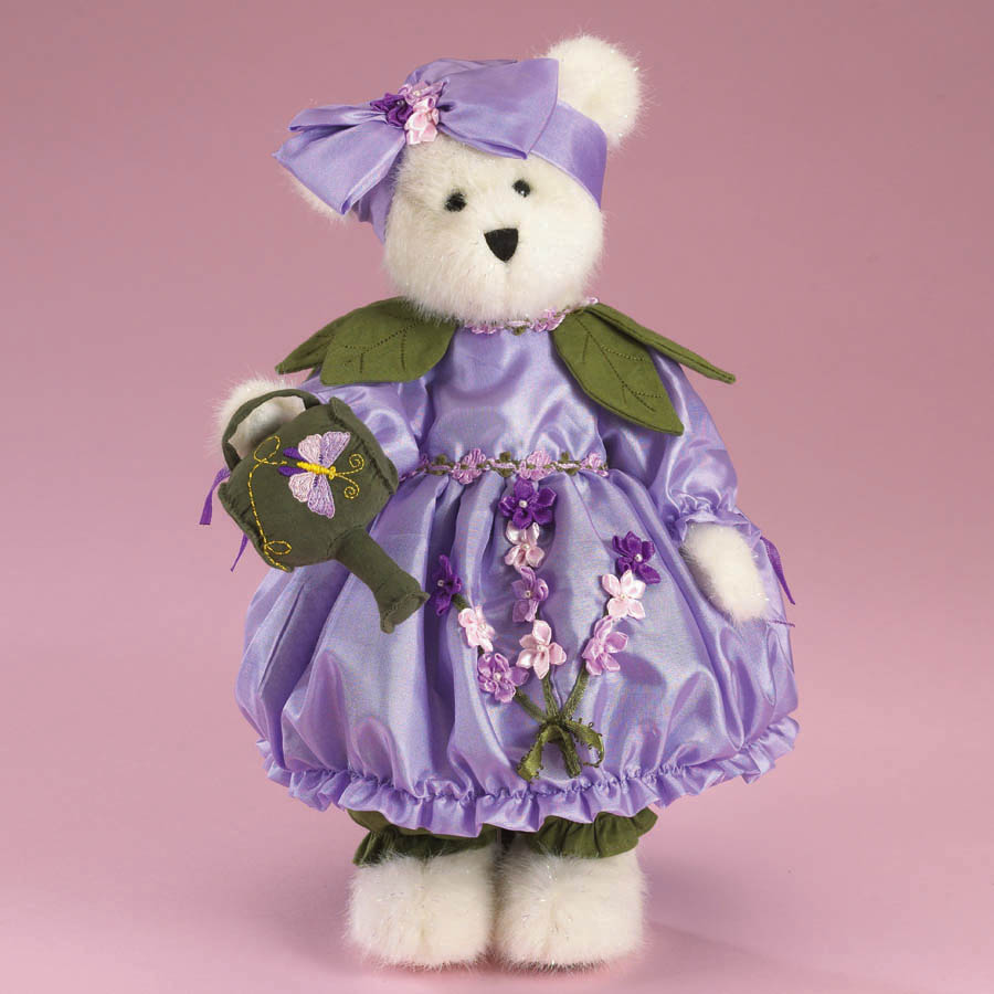 Laura Bearybloom Boyds Bear