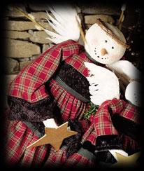 Laura Prairie Angel Boyds Bear