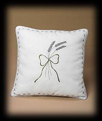 Lavender Bouquet Cushion Cover Boyds Bear