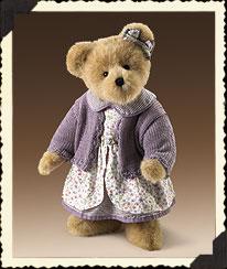 Lavender Lefleur Boyds Bear