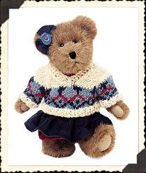 Leisel L. Burrbruin Boyds Bear