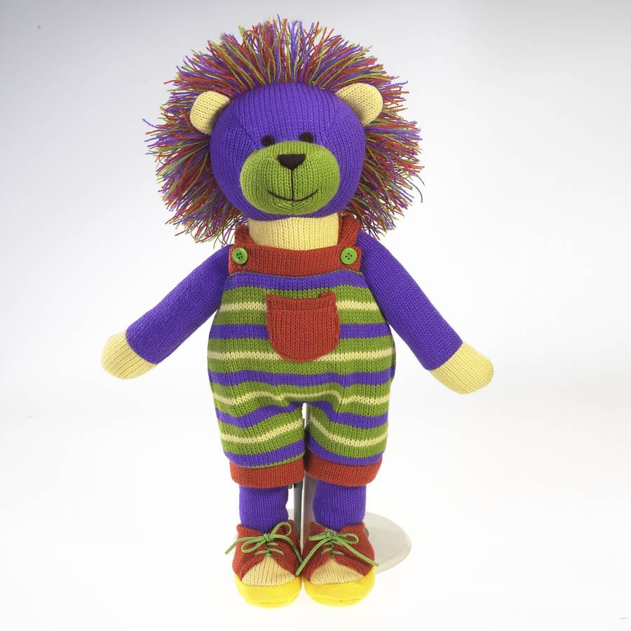 Leo Knitbeary Boyds Bear