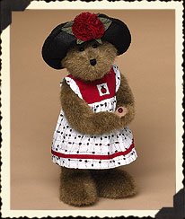 Leslie B. Ladybug Boyds Bear