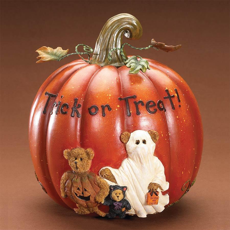 Happy Halloween Boyds Bears