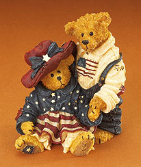 Libby And Sam... Glory Days Boyds Bear