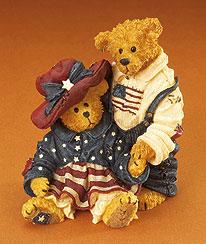 Libby And Sam... Glory Days Boyds Bear