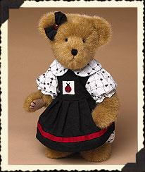 Libby B. Ladybug Boyds Bear